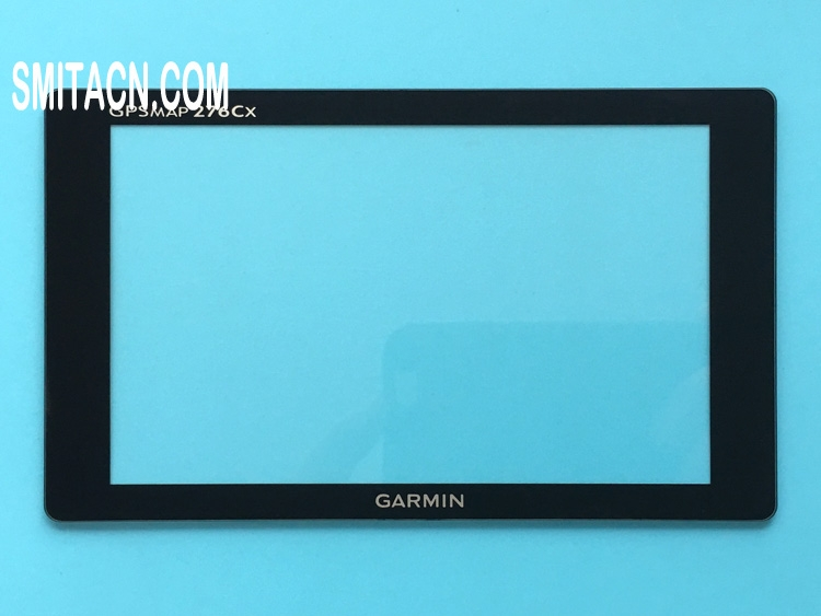 Front screen glass for Garmin GPSMAP 276Cx