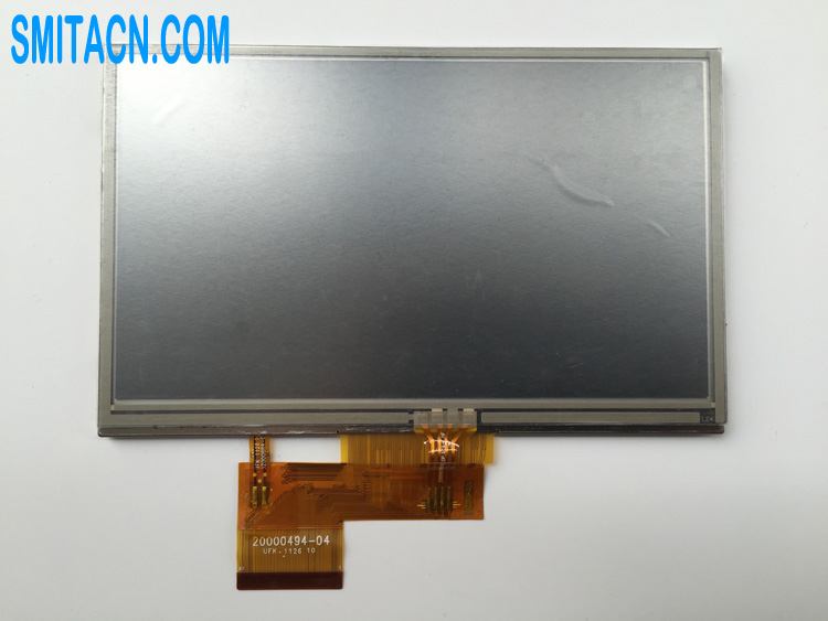 Innolux AT050TN34 V.1 LCD screen for Garmin Nuvi 1410 1440 1460 GPS PSP MP5 LCD display