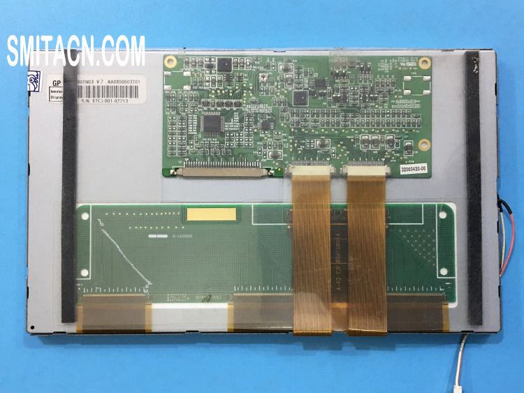 Innolux AT080TN03 V.7 LCD display panel