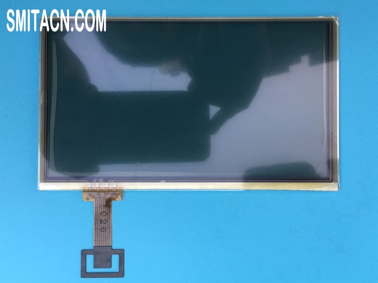 6.5 inch resistive touch screen digitizer glass for AUO C065GW03 V0 V1 V2