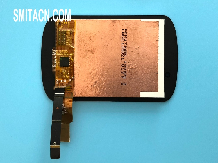 LCD display panel with touch screen digitizer for Garmin Edge 830