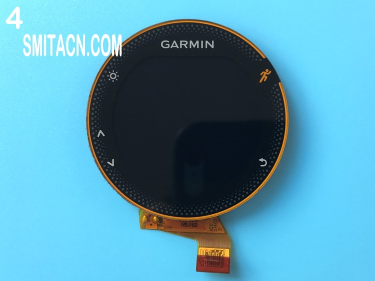 Front case cover with LCD screen for Garmin Forerunner 235