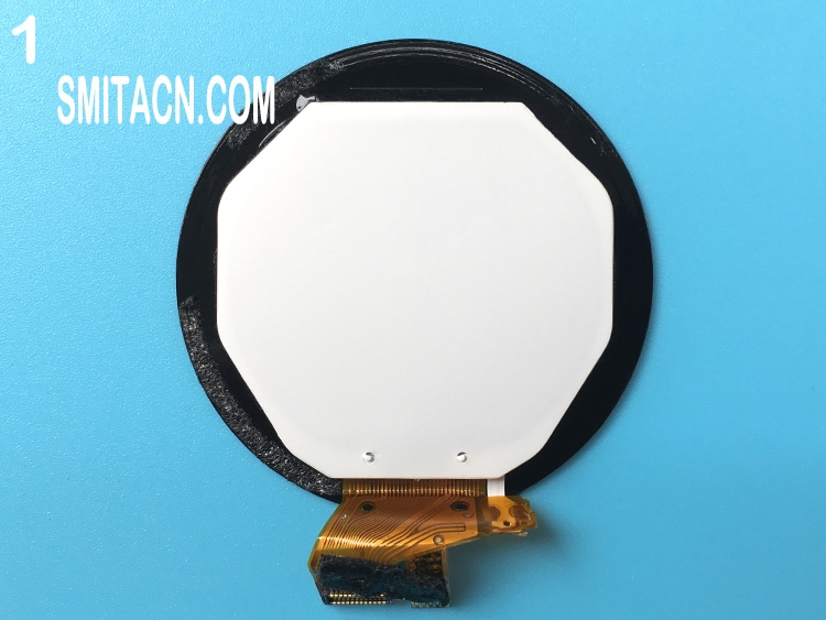 LCD display panel with touch screen digitizer for Garmin Forerunner 630