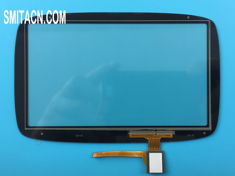 Touch screen digitizer for TomTom Go 500 Go 5000 portable vehicle GPS