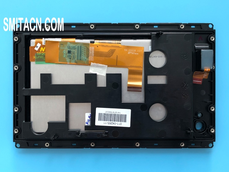 LCD display panel with touch screen digitizer for Garmin Gpsmap 722xs Gpsmap 742xs