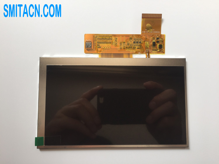 LCD display panel and touch screen for TM060RDH02