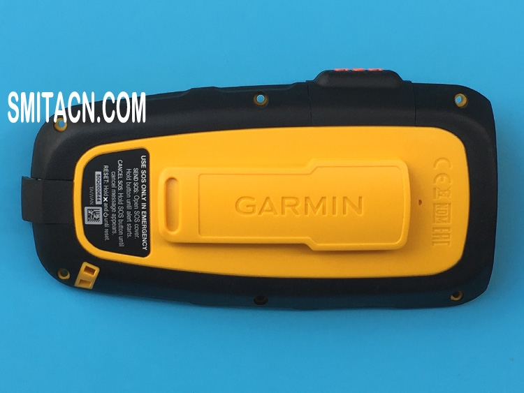 Back cover case with li-ion battery for Garmin inReach SE+