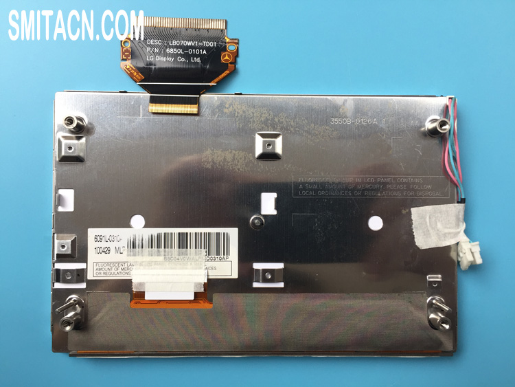 LG Display LB070WV1 (TD)(01) / LB070WV1-TD01 LCD display panel