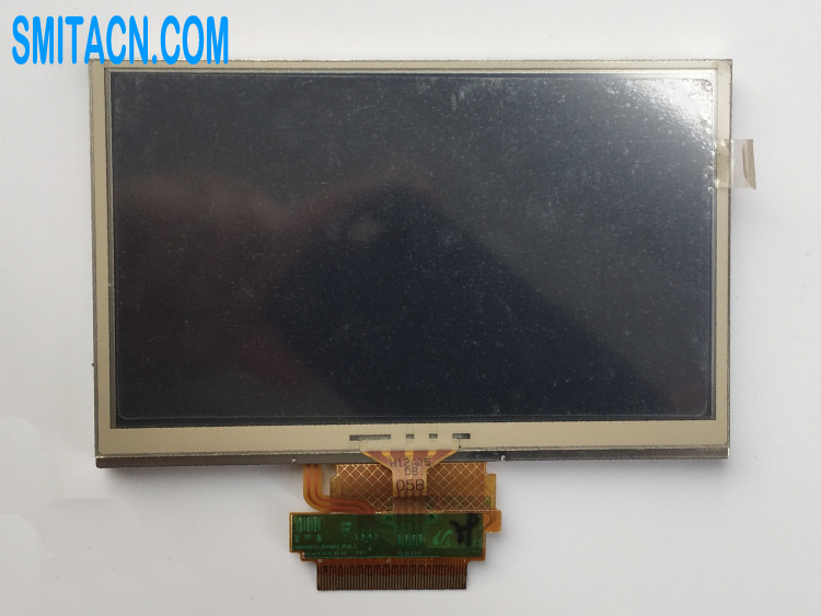 Samsung LMS430HF33 LMS430HF33-002 LMS430HF33-006 LCD display panel with touch screen for TomTom GPS