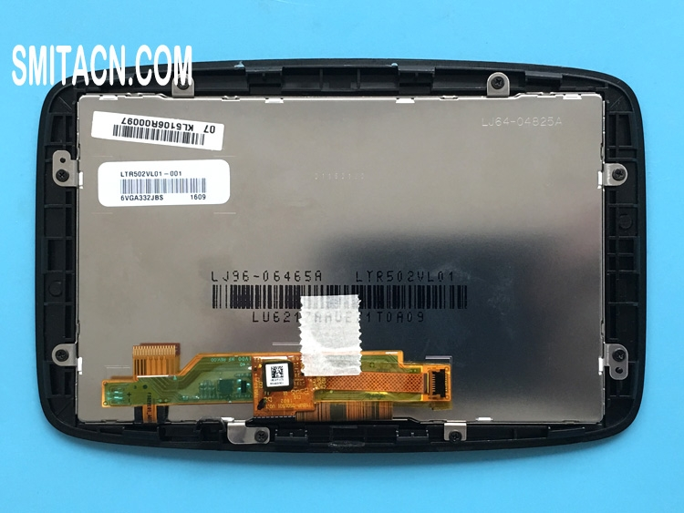 LCD display panel with touch screen digitizer for TomTom GO 520