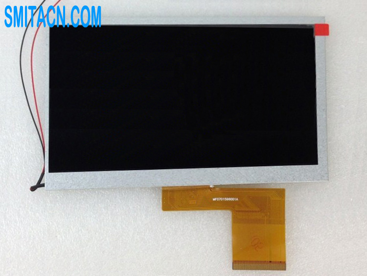 MF0701596001A LCD display panel for CUBE Q8 tablet PC
