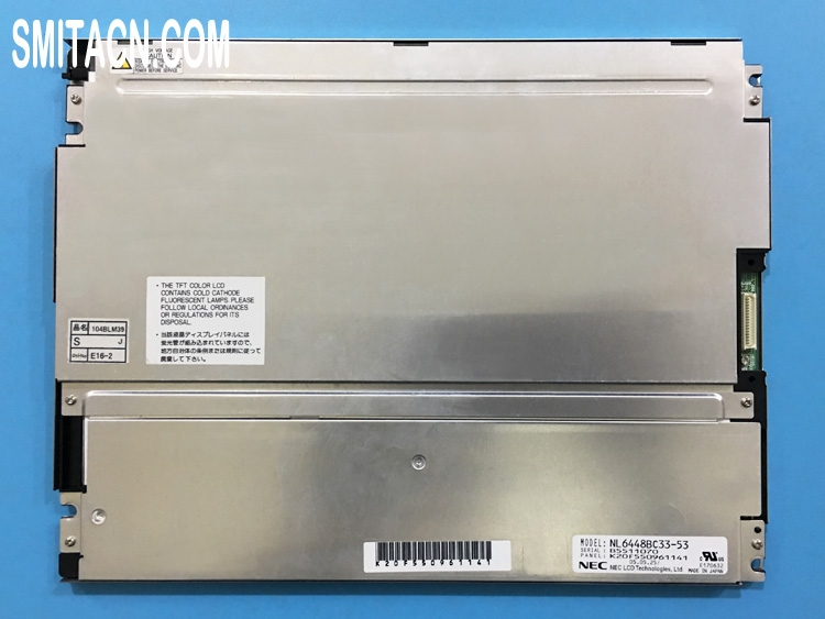 NEC LCD display panel NL6448BC33-53