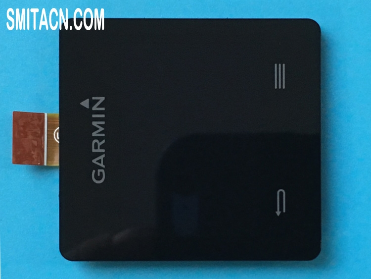 LCD display panel with touch screen for Garmin vivoactive GPS smartwatch