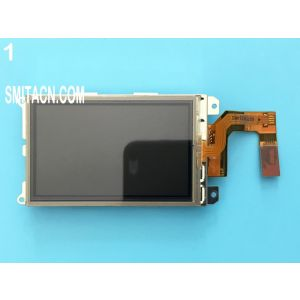 LCD Display Panel with Touch Screen Digitizer for Garmin Alpha 100