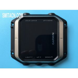 Front Case Cover Glass with LCD Screen for Garmin Epix